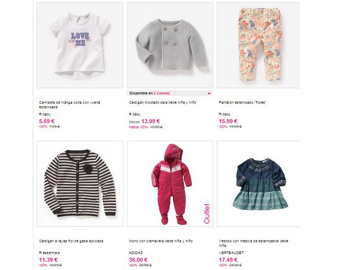 la redoute ropa bebe