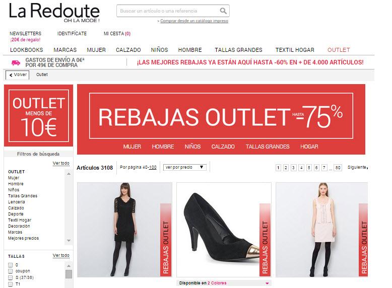 8e3d243614 La Redoute 2015  opiniones de ropa premama y tallas grandes