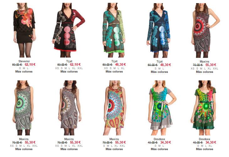 vestidos desigual 2015