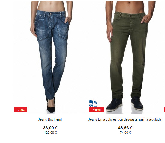 salsa jeans outlet