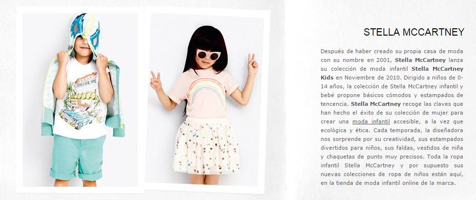 smallable ropa para niños