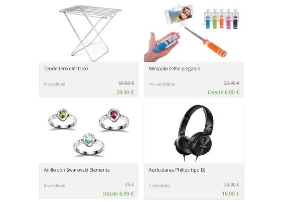 Groupon shopping