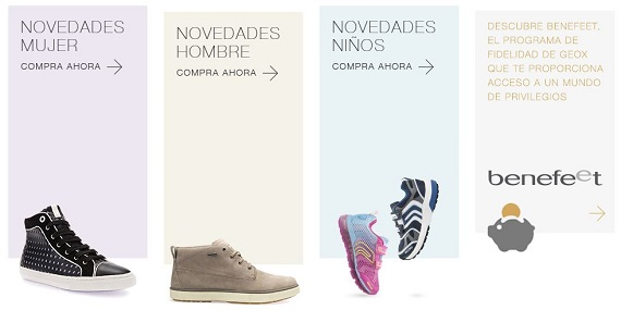 Geox opiniones