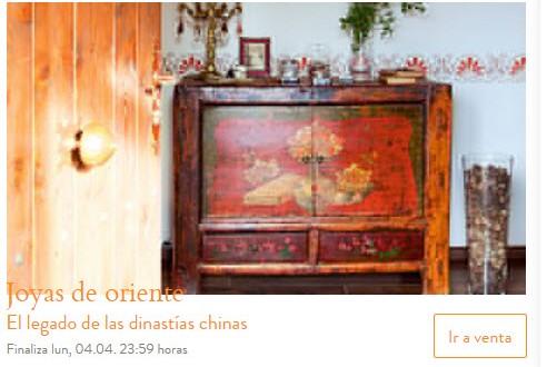 Ventas privadas de muebles y decoracion online en 2016 for Muebles de decoracion online