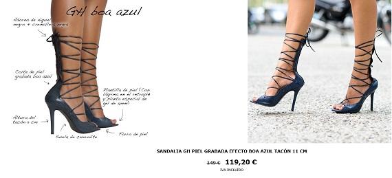 sandalias ofertas