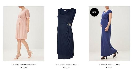 mamalicious vestidos premamá
