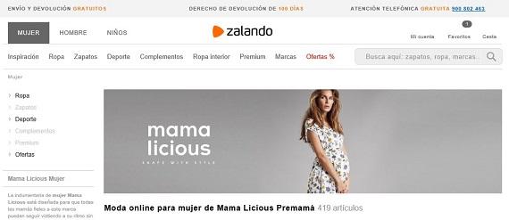 mamalicious zalando