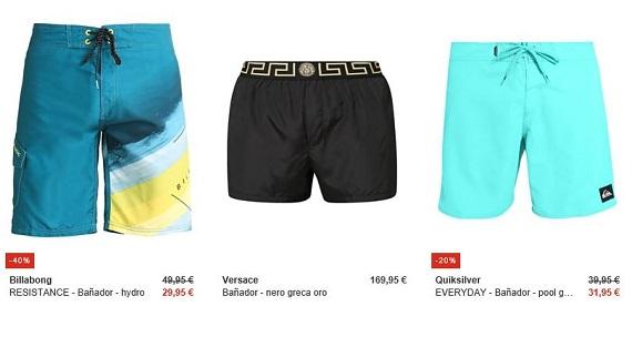 ropa de playa hombre
