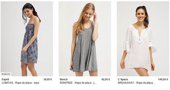 ropa de playa mujer