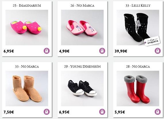 quiquilo zapatos