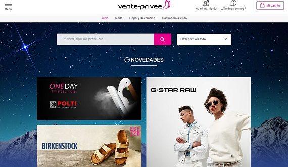Vente Privee: opiniones de las marcas de ventas privadas de ropa