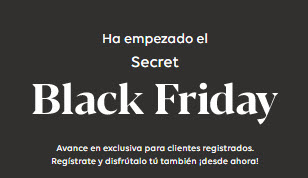 secret black friday desigual