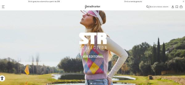 stradivarius online